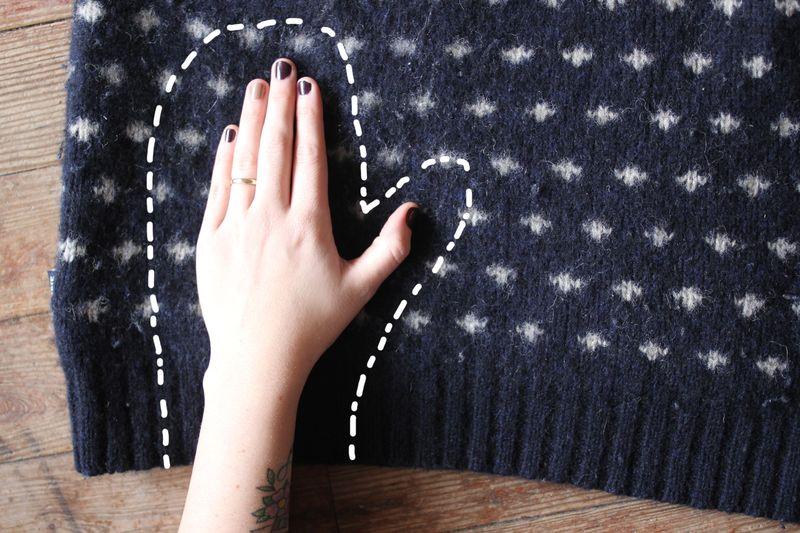 Kako napraviti rukavice