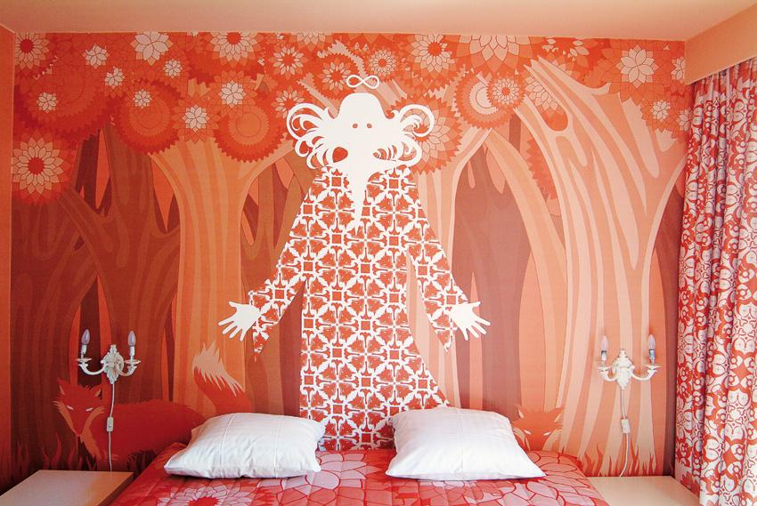zidna dekoracija