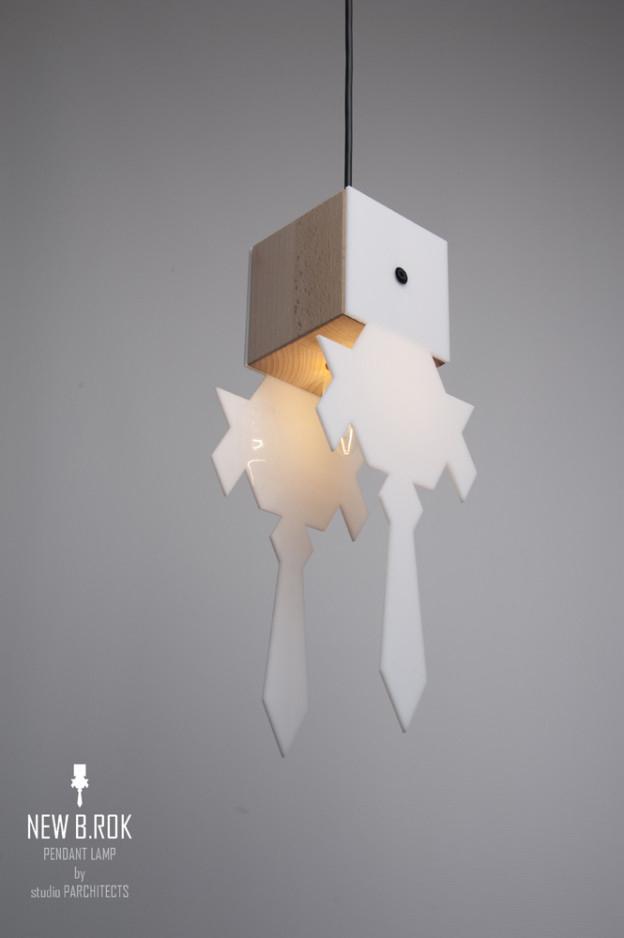 B.Rok Pendant Lamp