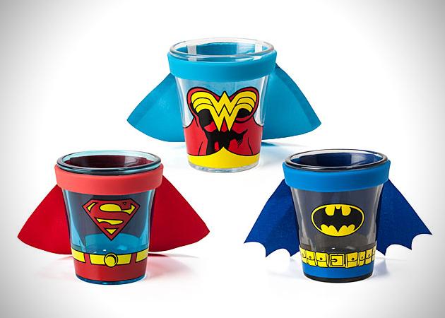 super hero glass
