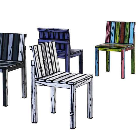 5 dizajniranih stolica