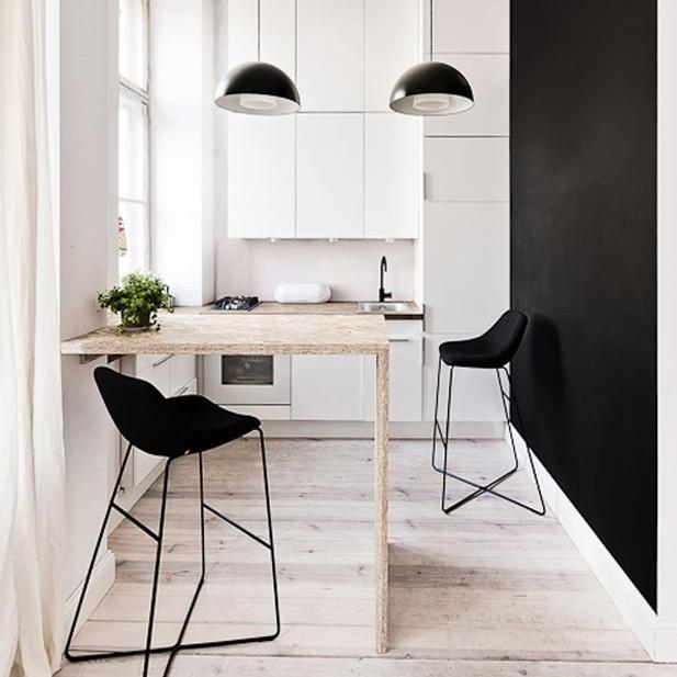 Kako urediti mali stan od 30 kvadrata we love design for We love design