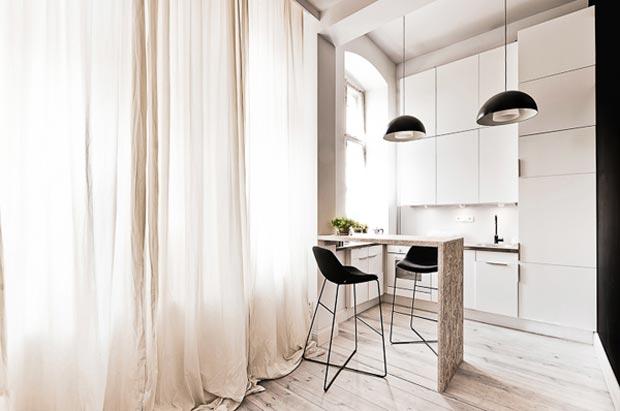Kako urediti mali stan od 30 kvadrata - We love Design - We love Design