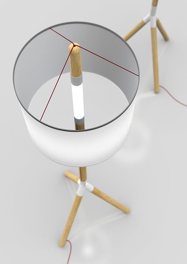 Tria lamp by mirko vuji i we love design we love design for We love design