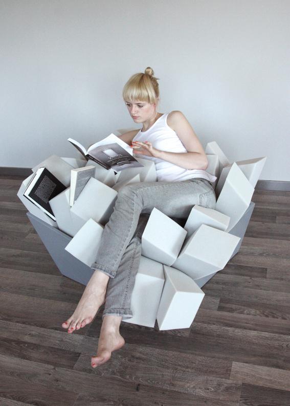 fotelja od suđera