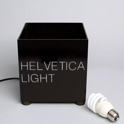 helvetica light