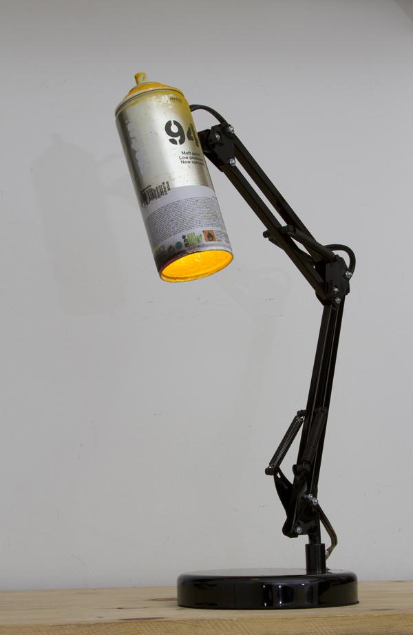 Kako napraviti lampu
