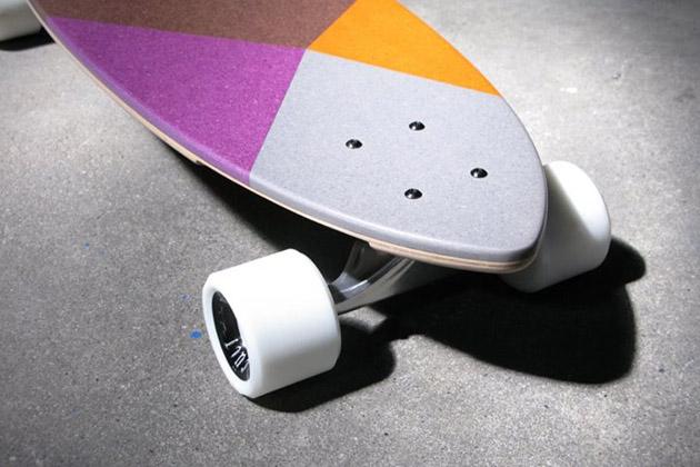 Milf-Skateboard