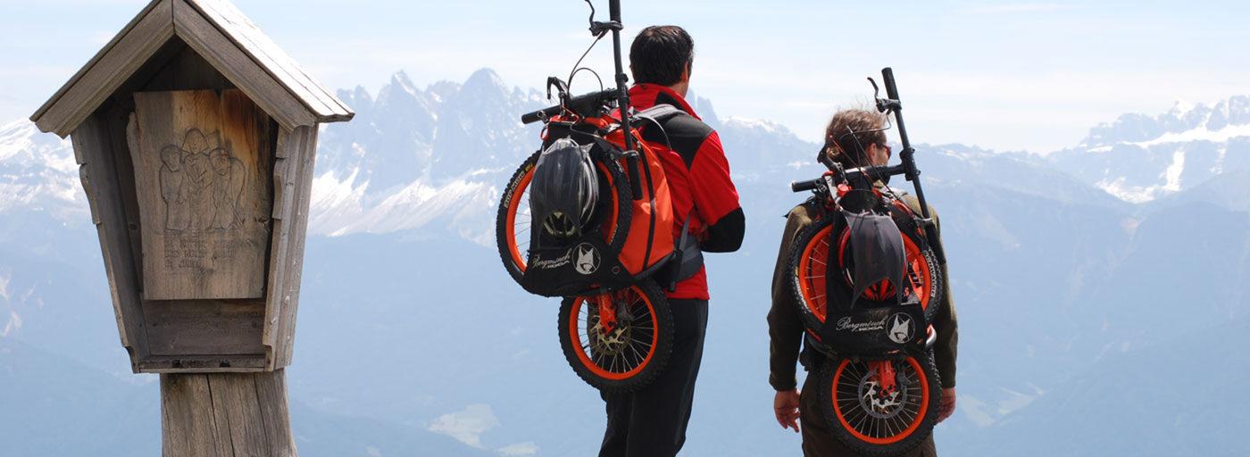 Ranac bicikl by bergmoench we love design we love design for We love design
